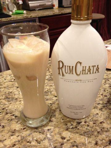 Rumchata And Iced Cake Vodka