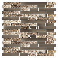 Daytona Beach Mix 12 x 12 in #thetileshop #backsplash