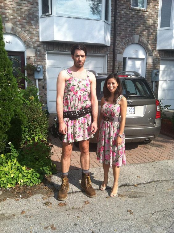 Jonathan scott feelings and cas on pinterest for How tall are the property brothers