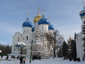 【Sergiev Posad, Russia】Trinity Lavra of St. Sergius