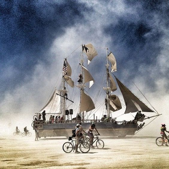 Ship | Burning Man