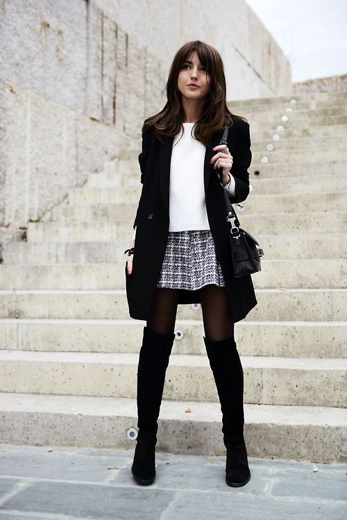 Dressy Black Jacket | Outdoor Jacket
