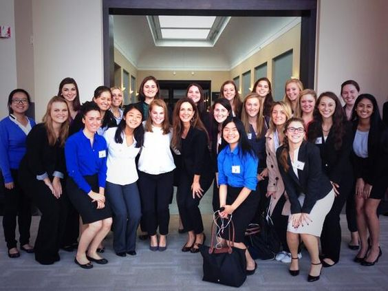 The Isenberg Women in Business Society had a great time attending this year's Harvard Undergraduate Women in Business Convention! #bschool