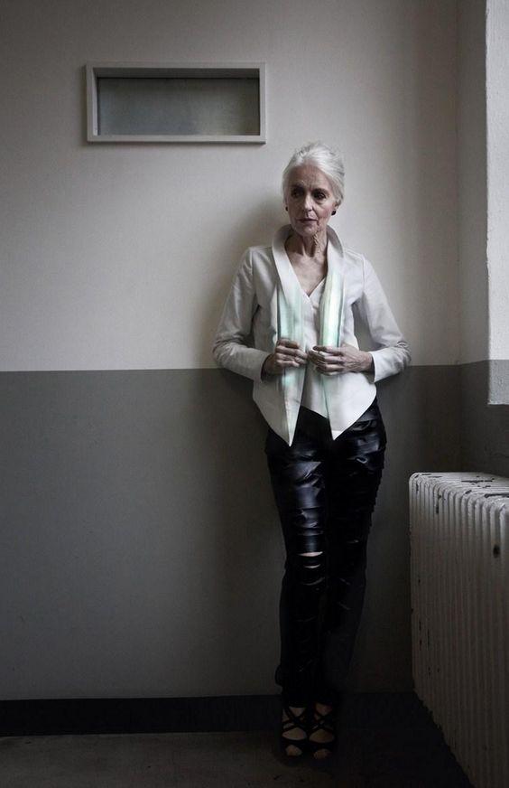 Anna von Ruden (age 61).