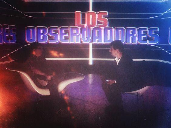 #LosObsevadores con Iván Carrillo y el diseñador de #Videojuegos  Humberto Cervera