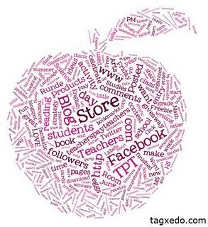 Tagxedo like wordle but you can choose a shape it would be cool