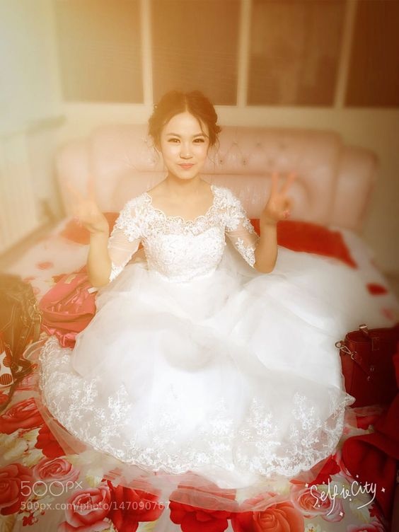 Fan get married by sun_giggle