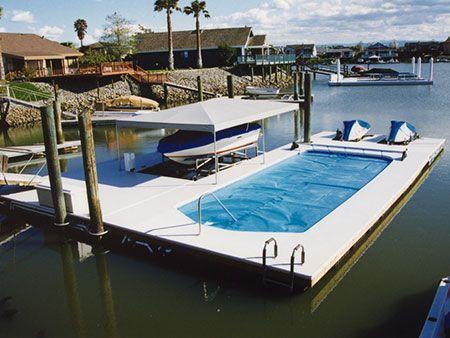 Boat Dock Ideas Google Search Lakeshore Pinterest