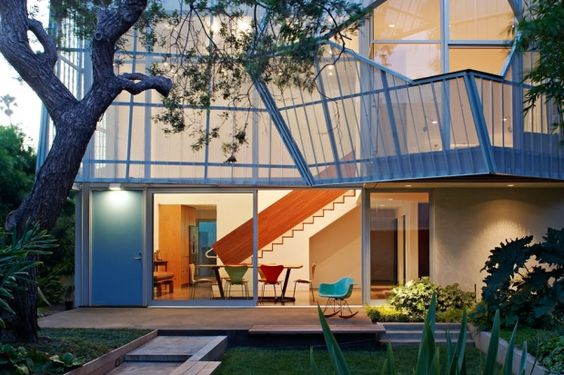 Palms House  Designed by Daly Genik Architects