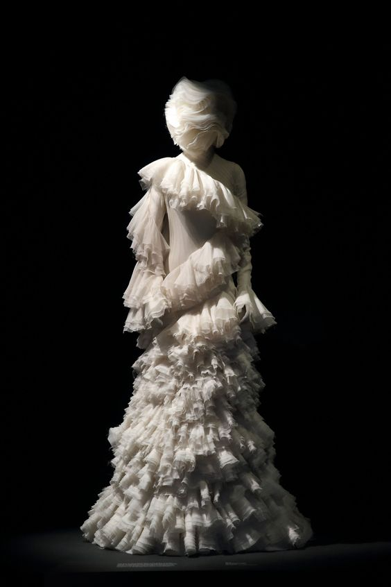 """Highly-Anticipated """"Savage Beauty"""" Opens in London: Alexander McQueen's Creative Legacy Lives On"""