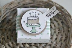 Kreativ mit Liebe!: Box mit Geburtstagspuzzle