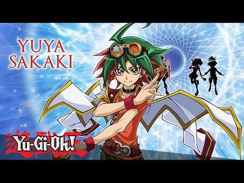 Yu-Gi-Oh! ARC-V: Yuya Character Profile