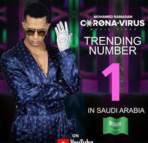 كورونا فيروس أزمة كبري تهدد بإيقاف عرض أغنية محمد رمضان علي اليوتيوب Ramadan Trending