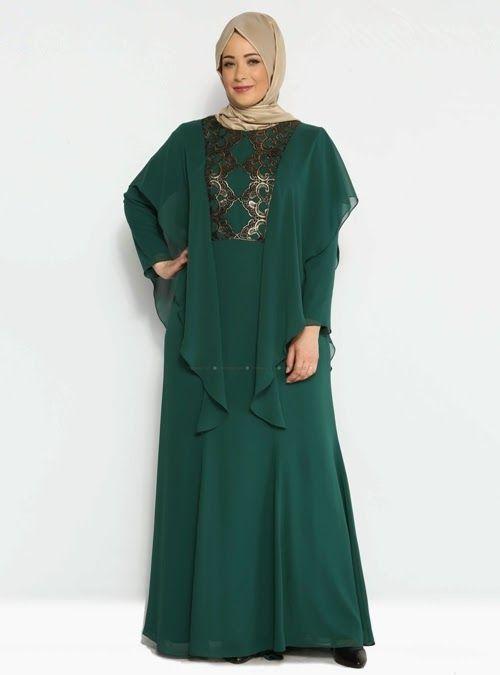 Busana Muslim Modern Untuk Wanita Gemuk Desain Baju