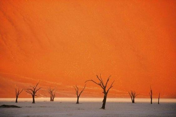 Deadvlei - Namíbia