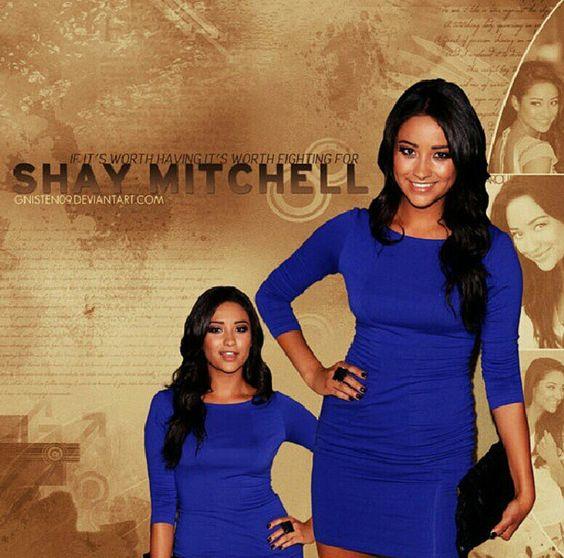 Shay Mitchell