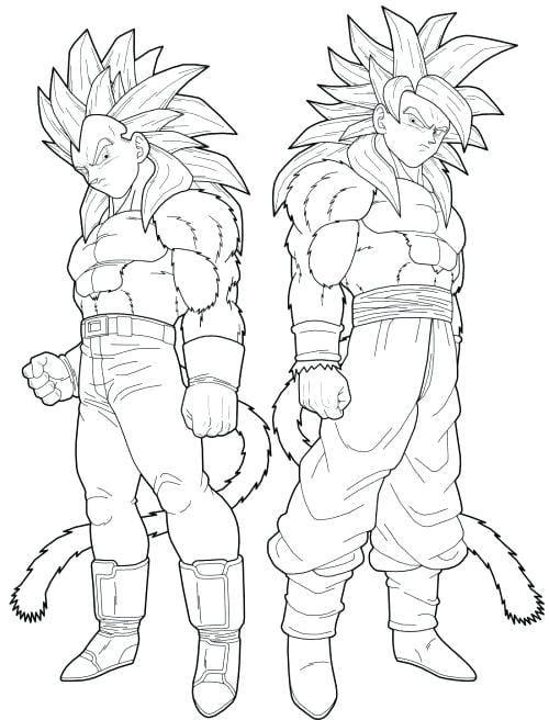 Dragon Ball Z Coloring Pages Goku Super Saiyan 5 Dragon Ball Z Super Coloring Pages Dragon Ball Artwork Dragon Ball Art