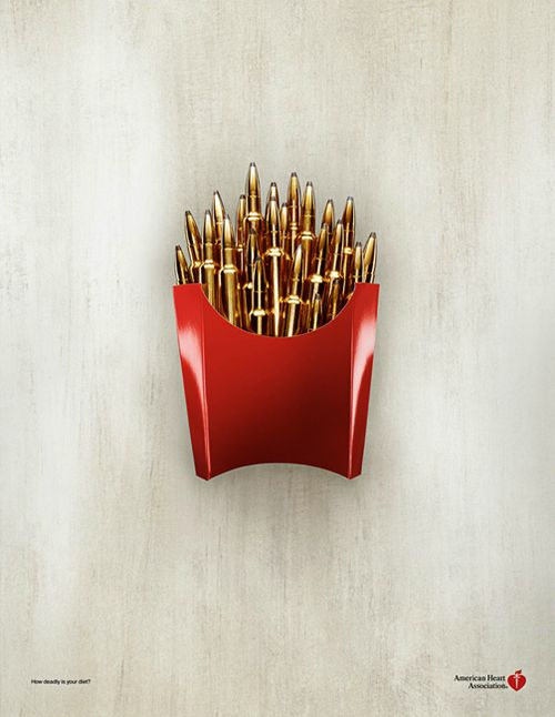 : Greg Slater, Frenchfries, French Fries, Food Network/Trisha, American Heart Association, Bullet Fries, Deadly Diet, Fast Foods
