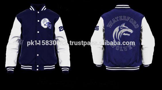 Custom varsity jackets / custom letterman jackets / custom
