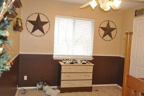 Western theme theme bedrooms and westerns on pinterest for Cowgirl themed bedroom ideas