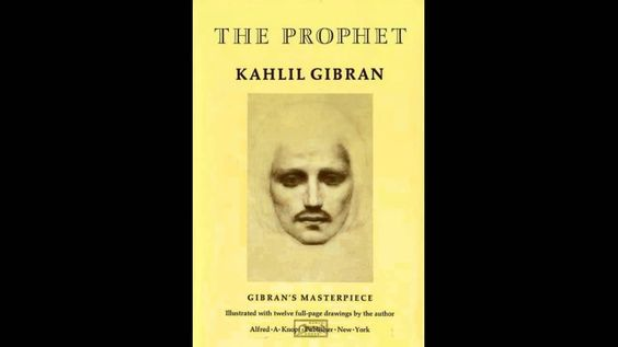 The Prophet by Kahlil Gibran -3 Marriage (+playlist)
