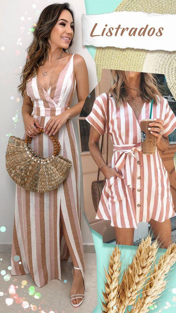 moda tendência listrado