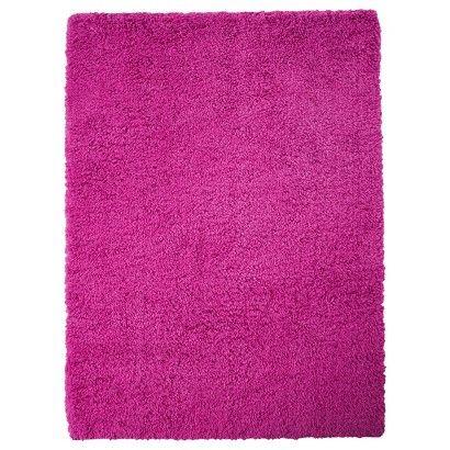 Hot Pink Shag Rug Target I Can Create An Awesome E