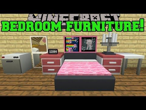 Magnificent Minecraft Bedroom Furniture Mirrors Digital Clocks Machost Co Dining Chair Design Ideas Machostcouk