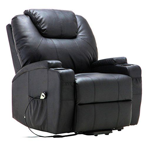 Electric Lift Power Recliner Chair Heated Massage Sofa Lounge W Remote Control Power Recliner Chair Recliner Chair Power Recliners