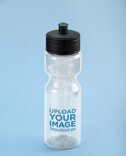 Download Click To Place Your Image Translucent Sports Bottle Mockup 24444inspiration Ideas Examples Download Iphone Laptop T Bottle Mockup Bottle Water Bottle Design