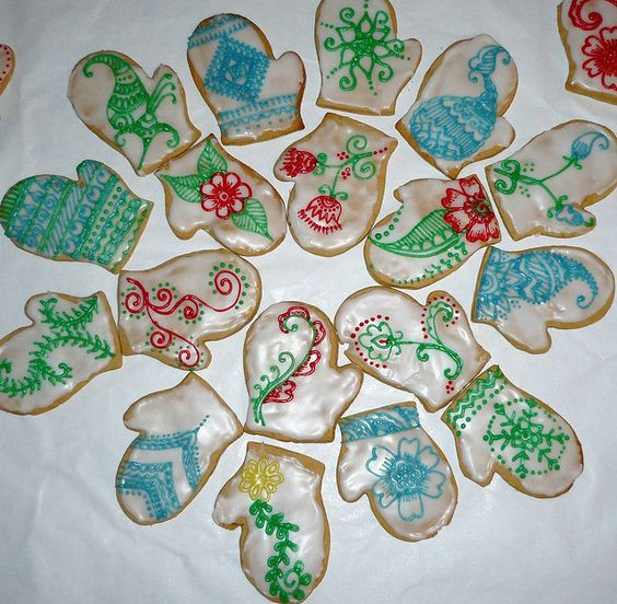 gallery of henna cookies   cookies2   Flickr - Photo Sharing!