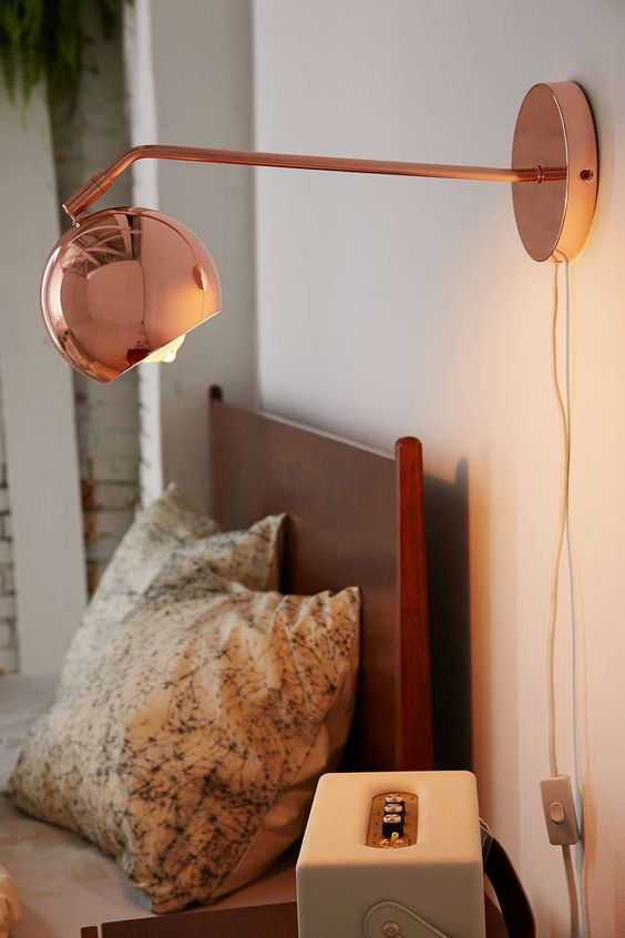 Long Neck Gumball Sconce - Urban Outfitters: