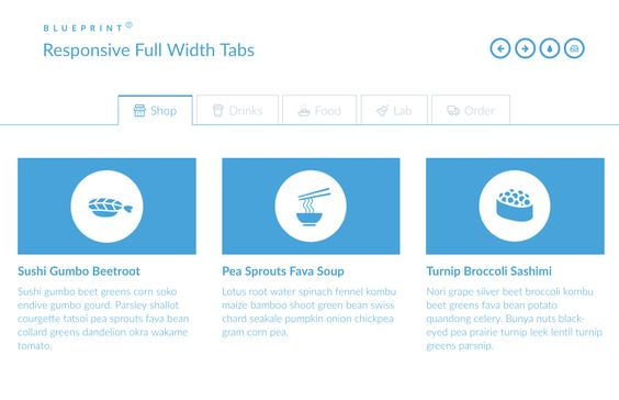 tympanusnet Blueprints HorizontalSlideOutMenu # Tools CSS - new blueprint sites css