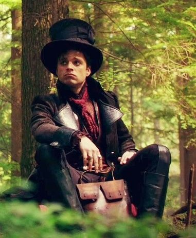 Mad Hatter played by Sebastian Stan. Introduced in season ...
