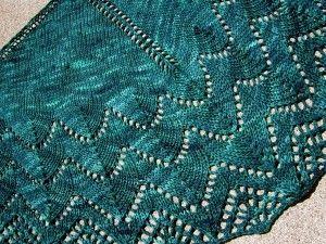 Traveling Woman Shawl..free pattern download