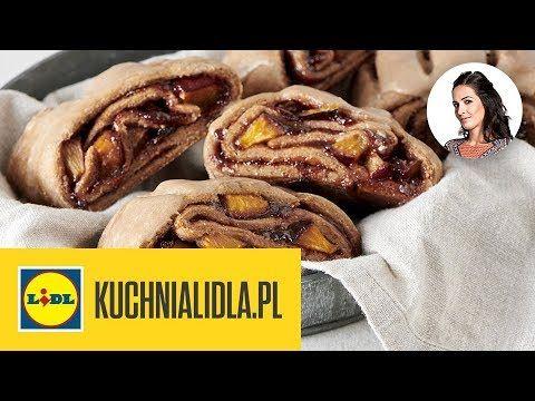 Weganskie Drozdzowki Ze Sliwkami Kinga Paruzel Kuchnia Lidla Youtube