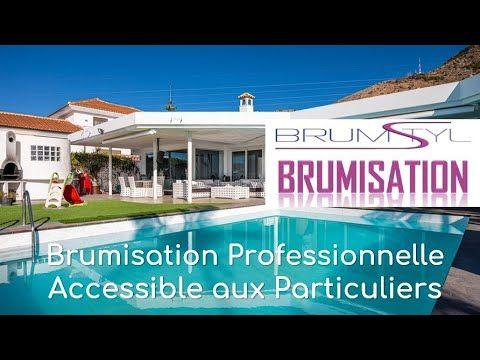 Brumisateur De Terrasse Brumisation Residentielle En 2020 Terrasse Brumisateur Exterieur