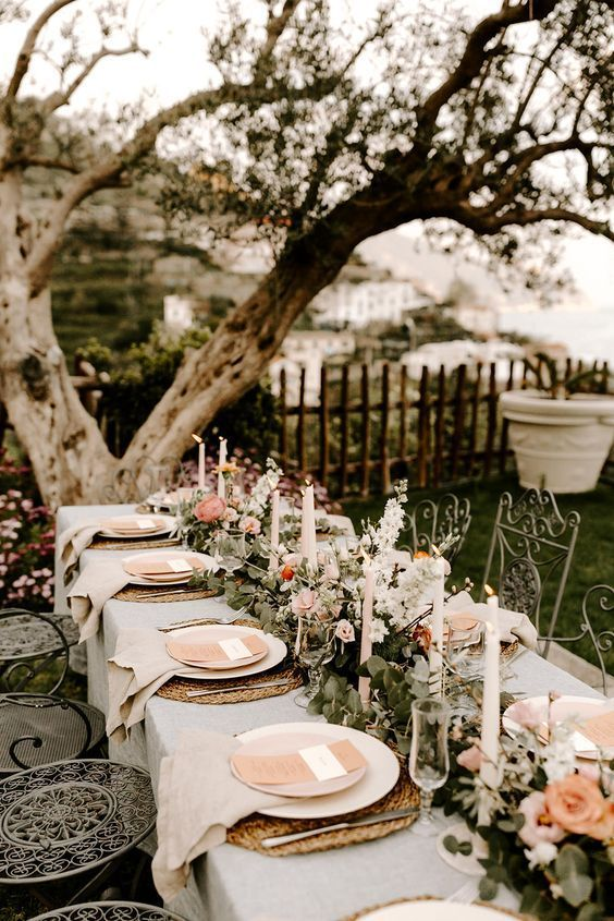 Rustic Outdoor Wedding Centerpiece Ideas Outdoor Wedding Wedding Centerpieces Wedding Runner
