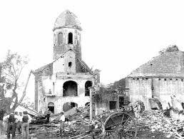 70 años atrás pasó un tornado