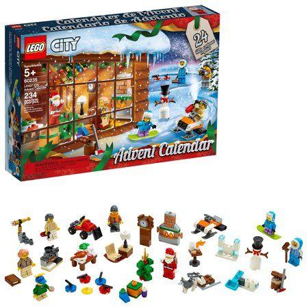 Toys Lego City Advent Calendar Lego Advent Calendar Lego Advent