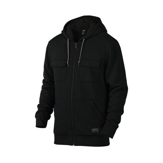 official oakley online store  shop oakley agent hoodie in jet black at the official oakley online store.