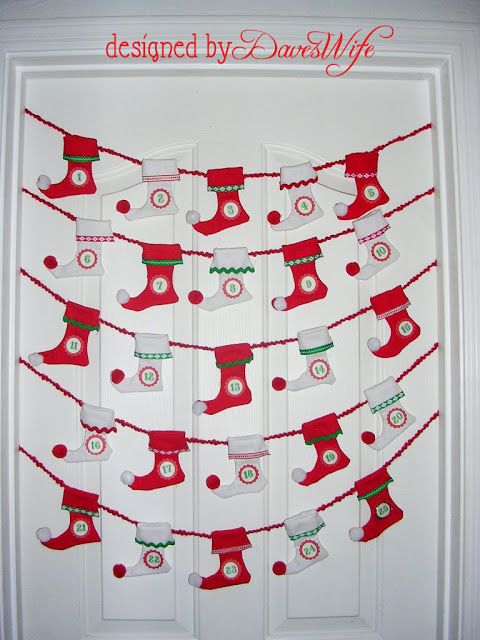 Advent Calendar} | X mas | Pinterest | Advent Calendar, Advent and ...