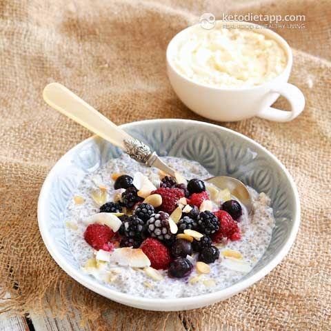 alternatives to oatmeal keto diet