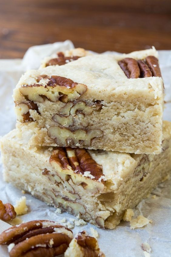 Butter Pecan Shortbread (1) From: The View From Great Island, please visit