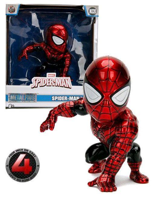 Jada Toys Metals Die Cast M320 4 Marvel Spider Man New Mint