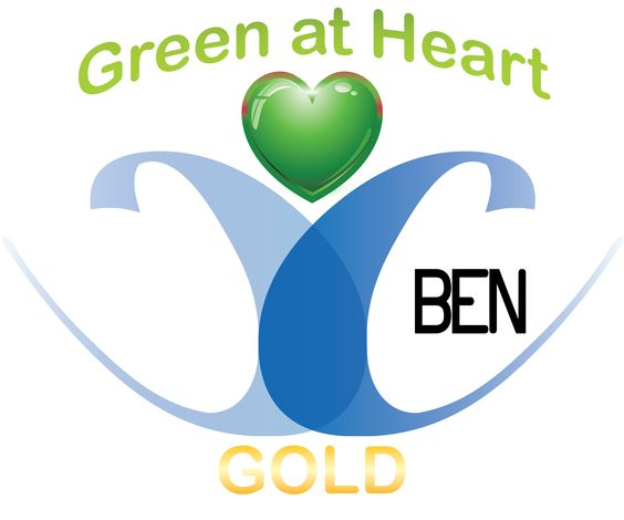 CBEN Gold - Cumbria Business Environment Network Gold Award.  Awarded to Cedar Manor in 2012 and 2013.  More about Cben -  Our environmental awards have been running for 11 years and are recognised across Cumbria. We have recently made changes to scheme and they are are now called the Green at Heart Awards. Whether you are looking to demonstrate environmental responsibility or looking to work with other sustainable businesses the CBEN environmental awards could be beneficial to you