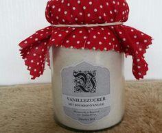 Rezept Vanillezucker (ohne Klumpen) von Schmeili - Rezept der Kategorie Grundrezepte