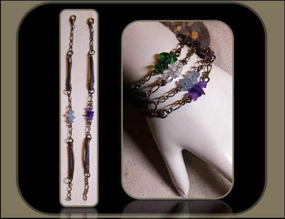 birthstone braceletbirthstone jewelrymother by SpecialMomGifts