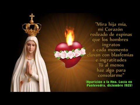 Pin De Isia Castillo En Virgen Fatima En 2020 Oracion A La