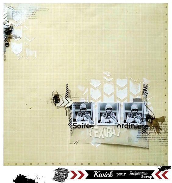 Jas'piration Scrap: Votre galerie - Sketchs et imprimables -
